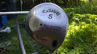 "Callaway ""Big Bertha"" 5 wood Bristol"
