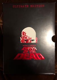 Dawn of the Dead Ultimate Edition (DVD 4-disc Box Set) Very Good Condition! Edmonton, T5A 4S4