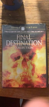 Final Destination 1, 2 and 3 Movie Collection Front Royal, 22630