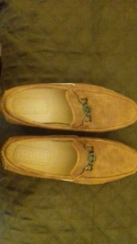 Brown casual or formal shoes. Brand new. Bradford, BD3 7AY