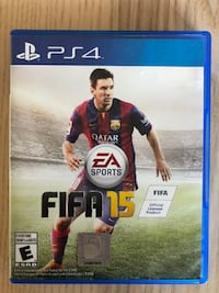 Selling PS4 games VANCOUVER