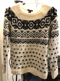 Brand new Super warm and comfortable sweater VANCOUVER