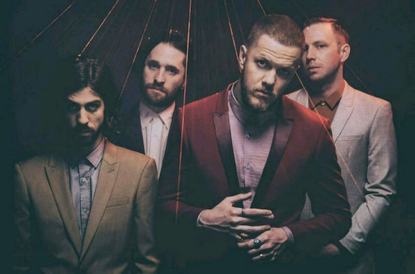 2 billetter til Imagine Dragons Oslo spektrum