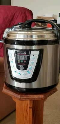 Havest cookware electric pressure pro 10-qt. Press Silver Spring, 20903