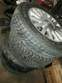 Ford or lincon winter tires Mississauga, L5B 1C8