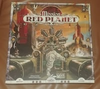 Mission: Red Planet (2005) BOARD GAME LIKE NEW CONDITION Toronto