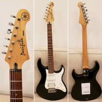 Various guitars and basses sold by guitar teacher  Toronto, M2N 7G5
