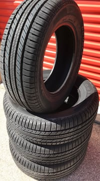 4 x 235/65/17 BRAND NEW ALL SEASON TIRES $$$400