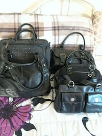 Leather purse lot