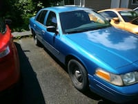 Ford - Crown Victoria - 2001 Lacey, 98503