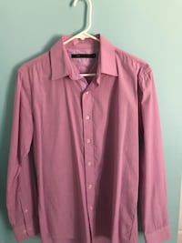 Size Medium: Par // Excellence Long Sleeve Button Up Pelham, L3B 1E4