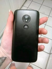 black LG android smartphone with black case Edmonton, T5A 1C2
