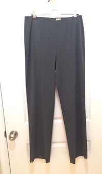 Women's Dark Gray Suit Pants  Herndon, 20171