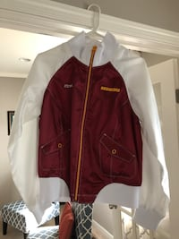 Redskins jacket, perfect condition, size large, smoke free home  Bel Air, 21014