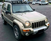2004 Jeep Liberty●LEATHER●SUNROOF●4X4 SUV● Madison Heights