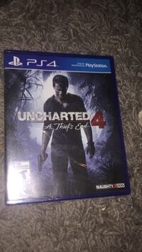 Uncharted 4 ps4 game Penticton, V2A 2T6