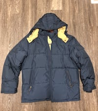 J Crew used down jacket Fairfax