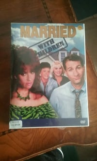 Married with Children DVD case Columbus