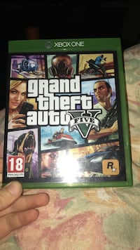 Grand theft auto fünf xbox one spieletui