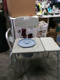 drive divination transfer bench commode.
