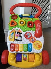 toddler's multicolored activity walker Watford, WD19 4HB