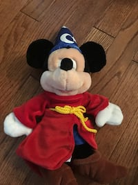 Disney Mickey Mouse Plush  LAUREL