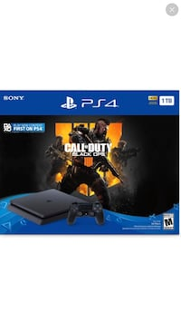 PS4 PlayStation 4 Black Ops 4 brand new Vienna, 22182