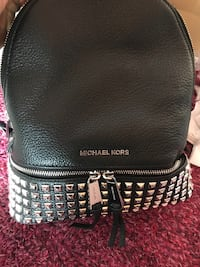 Michael Kors zaino in pelle nero originale  Zinasco, 27030