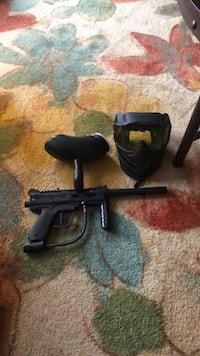 JT OutKast paintball gun and mask Flowood, 39232