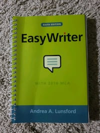 Easy Writer (Andrea A. Lunsford)