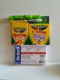 School art office supplies make offer