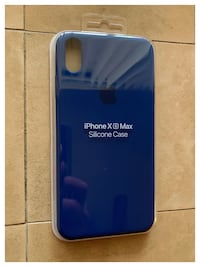 APPLE IPHONE**XS MAX***NEW SILICONE CASE  Fullerton, 92832