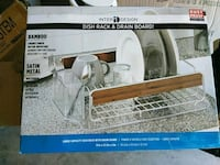 white and black Kitchen Aid stand mixer box Bakersfield, 93313