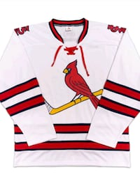 St louis cardinals hockey sweater  St. Peters, 63376