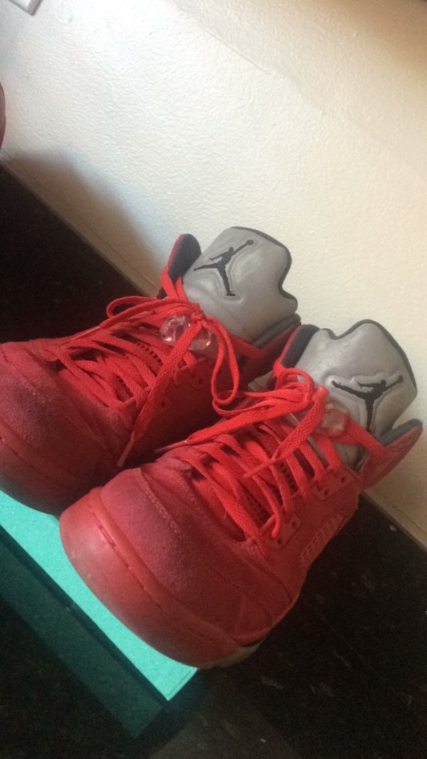 Used Jordan fire red for sale in San Jose - letgo a1a8f0fc8