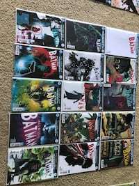 All star batman full run plus variants Laurel, 20724