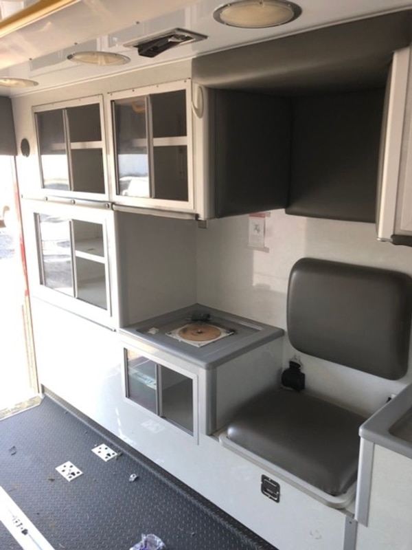 2008 Ford F450 Wheeled Coach Ambulance For Sale 6