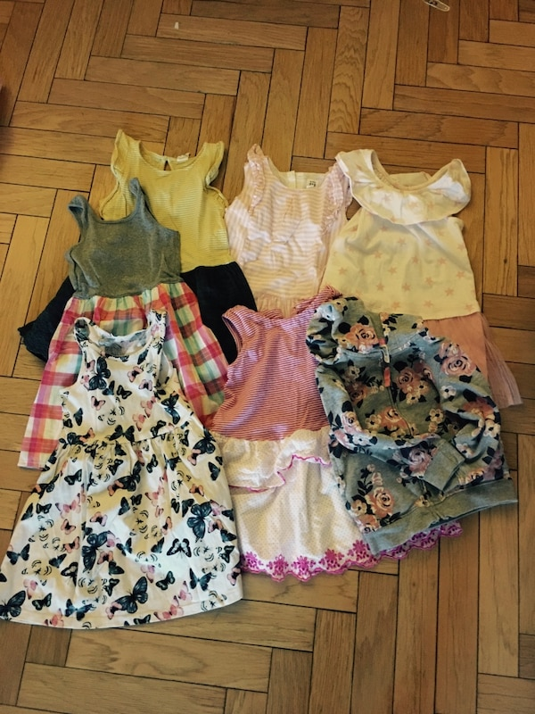 5137807982e43 Used Gap Dresses - 6 gap dresses and one gap hoodie 3 years old for sale in New  York