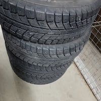 Winter tire 195/70R14 Toronto, M4X 1G2