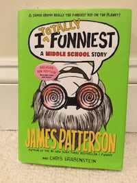 Totally funniest James Patterson book 3