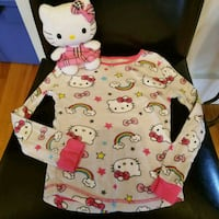 Size 4-5......  HELLO KITTY  Laval, H7S 1L4