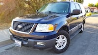 BEAUTIFUL! 2004 FORD EXPEDITION XLT! CLEAN TITLE&CARFAX! SMOG DONE! San Bernardino, 92407