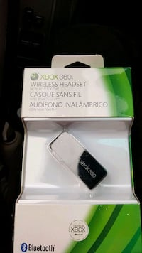 360 xbox headset..Brand new!! Only asking $35  Vaughan, L4H 1R2