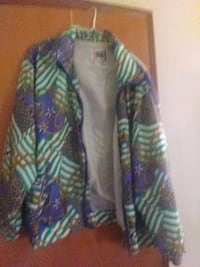 green, purple, and blue floral cardigan Johnson City, 37604