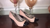 Easy Spirit Pumps - Size 7.5 Silver Spring, 20906