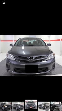 2013 Toyota Corolla ce accident free no rust at all