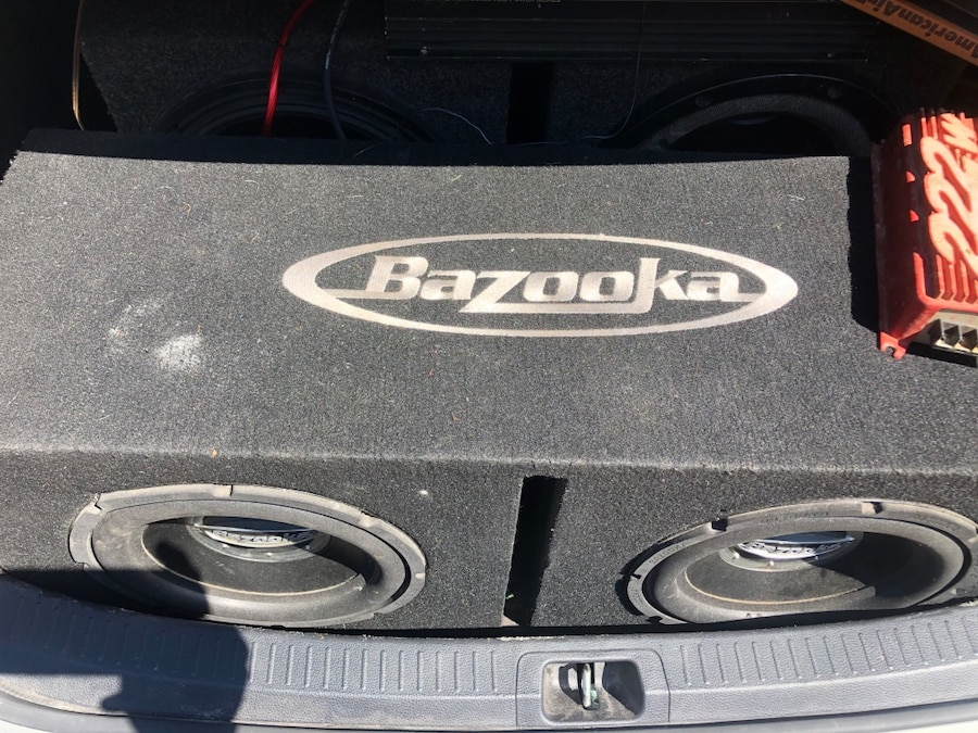 Photo 2 10s in ported box