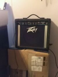black and gray Peavey guitar amplifier 51 km