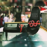 Black and red gucci belt New Delhi, 110064