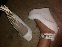 Cute Sexy wedges size 7 Oklahoma City, 73108